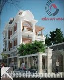Tp. Hồ Chí Minh: Mẫu dự án thiết kế biệt thự cổ điển đẹp uy nghi tráng lệ CL1587728