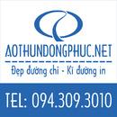 Tp. Hồ Chí Minh: May áo thun đồng phục, in áo nhóm, thêu áo lớp CL1691724P10