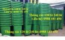 Tp. Hà Nội: Thùng rác nhập khẩu nhựa HDPE 120 lít 240 lít giá rẻ giao tận nơi RSCL1205126