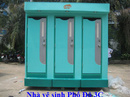 Kiên Giang: Hình ảnh nhà vệ sinh công cộng, nhà vệ sinh di động cty TPX CL1642674