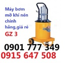 Tp. Hà Nội: Máy bơm mỡ khí nén Kocu GZ-3, Máy bơm hút dầu, mỡ chất lượng, giá cực rẻ RSCL1183868
