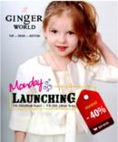 Tp. Hà Nội: Mỗi tuần một ngày, nhận ngay ưu đãi lớn từ Ginger World CL1644514P6