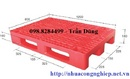 Tp. Hồ Chí Minh: Pallet nhựa, pallet kê kho trọng tải lớn đa tính năng - Lh:0988284499 -Trần Dũng CL1581765