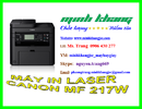 Tp. Hồ Chí Minh: Máy in đa năng 23 trang/ p 4-IN-1 Canon MF217W **Giá tốt nhất cuối năm** CL1582900