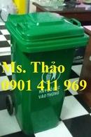 Tp. Hồ Chí Minh: thùng rác y tế, thùng rác bệnh viện, thùng rác y tế đạp chân, xe thu gom rác RSCL1696592