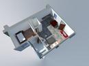 Tp. Hà Nội: Bán rẻ và lỗ căn 1 ngủ chung cư HH2A Linh Đàm diện tích 47m2 RSCL1701910