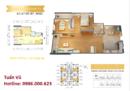 Tp. Hà Nội: Bán suất ngoại giao hà nội landmark 51 diện tích 86m 0986 000 623 RSCL1650187