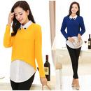 Tp. Hồ Chí Minh: áo sơ mi nữ 2 lớp độc đáo đáng yêu giá rẻ CL1684527P8