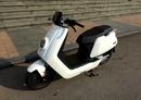 Phú Yên: Xe điện Niu N1 - scooter có thể chạy 40km/ h CAT3_36P6
