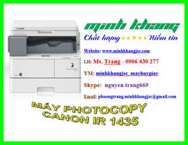 Máy photocopy 35 trang/ p A4 Canon IR 1435 giao hàng miễn phí, giá tốt nhất