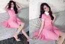 Trà Vinh: Đầm thun nữ CL1590101