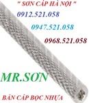 Tp. Hà Nội: Vua Cáp Hà Nội 0912. 521. 058 bán Cáp bọc nhựa, bóng Inox cột cờ 100, 80 CL1589131