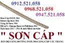 Tp. Hà Nội: Sơn Cáp 0913. 521. 058 bán cáp inox 304 và quả bóng INOX cột cờ Hà Nội CL1589131