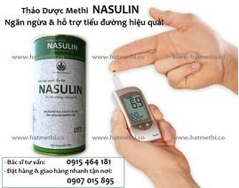 Thảo dược Methi Nasulin chữa mỡ máu, tiểu đường