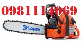 Máy cưa cành, cưa gỗ cầm tay Husqvarna 365, máy cưa xích Thủy Điển giá rẻ