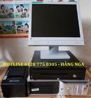 Tp. Hồ Chí Minh: Máy bán hàng cảm ứng in bill thanh toán cho quán cafe shop tạp hóa CL1590691