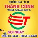 Tp. Hồ Chí Minh: Học bằng lái xe uy tín, chất lượng tại tphcm CL1668470P10