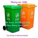 Tp. Hà Nội: Đại hạ giá thùng rác công cộng các loại 60-80-120-240-660 lít cuối năm CUS44809P9