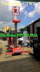 Tp. Hà Nội: Thang nâng, thang nâng người nhập khẩu hạ giá cuối năm CUS44809P9