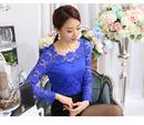 Tp. Hồ Chí Minh: Áo ren nữ họa tiết hoa mai CL1590101