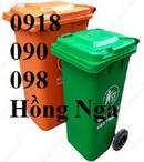 Tp. Hồ Chí Minh: thùng rác nhựa, thùng rác hdpe, thùng rác nhựa 2 bánh xe, xe thu gom rác rẻ CL1591344P6
