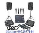 Tp. Hà Nội: Cho thuê loa đài âm ly mic không dây CL1698561