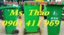 Tp. Hồ Chí Minh: Thùng rác 120 lít, 240 lít bằng nhựa, thùng đựng rác bằng nhựa, thùng chứa rác CL1591344