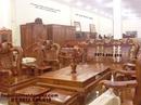 Bắc Ninh: Bộ bàn ghế đẹp gỗ hương Quốc đào do go dong ky QD72 CL1592866
