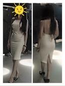 Tp. Hồ Chí Minh: Cần bán gấp 1 đầm body hở lưng thiết kế Ngọc trinh CL1592920