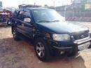 Tp. Hồ Chí Minh: Ford Escape XLT 2003 màu đen AT 279 triệu RSCL1088679