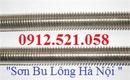 Tp. Hà Nội: 0947. 521. 058 Bán Thanh ty ren bằng Inox 304 D10x2. 000 mm Hà Nội giá tốt CL1593765