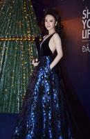 Bà Rịa-Vũng Tàu: Diễn viên Angela Phương Trinh sexy với đầm xòe đi sự kiện CL1644083P4