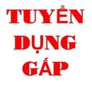 Tp. Hồ Chí Minh: Tuyển gấp Nhân viên trong tuần này. .. (Toàn Quốc) CL1689051