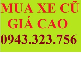 Đến Tận Nhà Mua Xe Máy Cũ Giá Cao, 0943. 323. 756