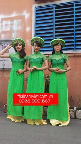 Chuyên may bán và cho thuê trang phục áo dài giá cực mềm tại tân phú