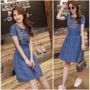 Tp. Hồ Chí Minh: Đầm Jean đẹp dành cho phụ nữ RSCL1684547