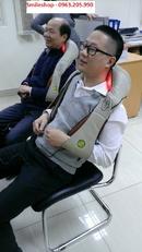 Tp. Hà Nội: Đai đeo massage vai gáy, máy massage vai cổ gáy hồng ngoại, đai khoác mát xa vai CL1622134