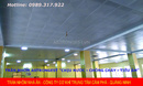 Tp. Hà Nội: Ốp trần nhà ăn công ty, Trần nhôm Astrongest, Có nên ốp Trần thạch cao CL1699238