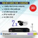 Tp. Hồ Chí Minh: Lắp trọn gói 2 camera an ninh giá rẻ CL1609345