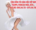 Tp. Hồ Chí Minh: thật hư danh hài hoài linh mê đồ lót hàng hiệu triumph CL1671598