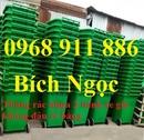 Tp. Hồ Chí Minh: Thùng rác công cộng 120l, 240l, 660l, 1000l nắp kín, nắp hở giá rẻ CL1601854
