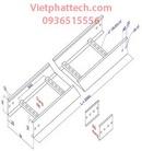 Tp. Hà Nội: Thang cáp sơn tĩnh điện 200×100, Thang máng cáp chất lượng giá rẻ CL1602288