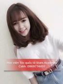 Tp. Hà Nội: Làm tóc xoăn ở đâu đẹp - Stars Academy CAT16_298P21