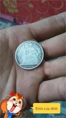 Tp. Hồ Chí Minh: tiền cổ chinefrancaise 1927 bằng bạc CL1612808