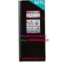 Tp. Hà Nội: Tủ lạnh Sharp SJ-XP630PG-BK 627 lít 2 cửa Inverter RSCL1402134