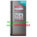 Tp. Hà Nội: Tủ lạnh Sharp SJ-XP590EM-SL 585 lít 2 cửa Inverter RSCL1402134