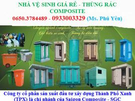 Nhà vệ sinh composite TPX năm 2016 LH:0933 00 3329