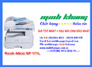 Tp. Hồ Chí Minh: Máy photocopy Ricoh Aficio MP 171 / Ricoh MP 171 CL1609874