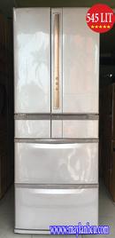 Tp. Hồ Chí Minh: Tủ lạnh cũ nhật Hitachi R-SF55XM 545 lit, date 2008 ,hút chân không độc quyền CL1086658