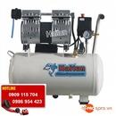 Tp. Hồ Chí Minh: Máy nén khí mini giảm âm không dầu, không ồn 24 lít nhỏ gọn CUS41054P11